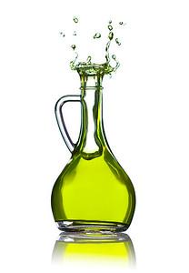 20140119 Bottle Splash