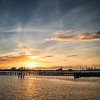 20150924 Pier Sunset