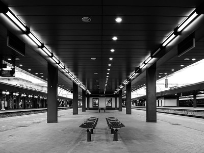 20160119 Railway Station Symmetry