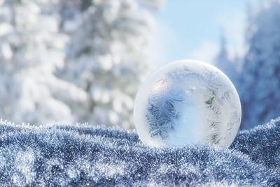 20180123 Frozen Bubble