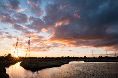 20181101 - Redbridge Sunset