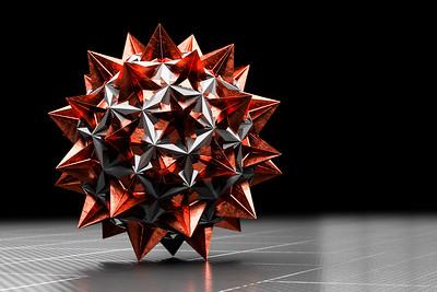 20180711 - Geometric Spikes