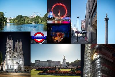 20180630 - A Walk around London