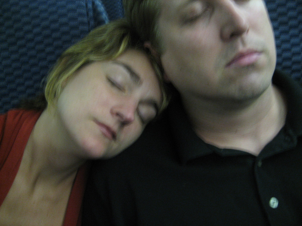 JUNE 2, 2006<br /> <br /> Finally on our way to Cleveland.  Thunderstorms caused us to take off MUCH later than expected.  Our 8:30pm flight taxied down the runway at 1:30am.