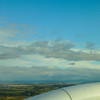 Take-off from Melbourne