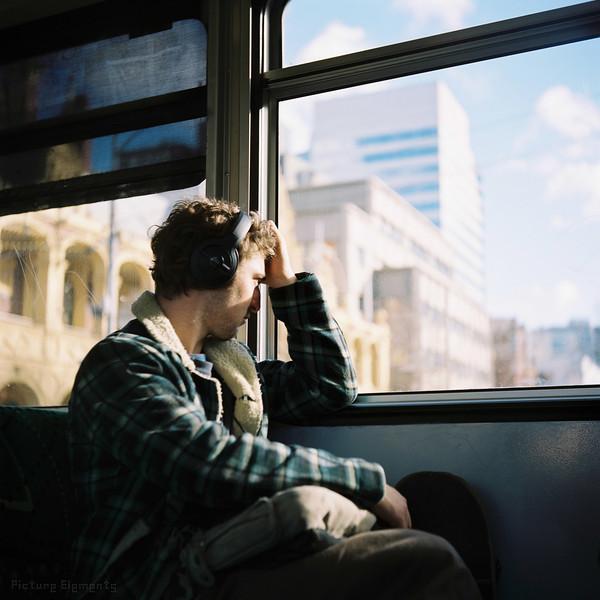 Tram Ride #1