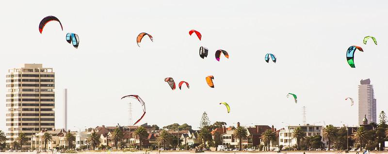 Kites+Surf