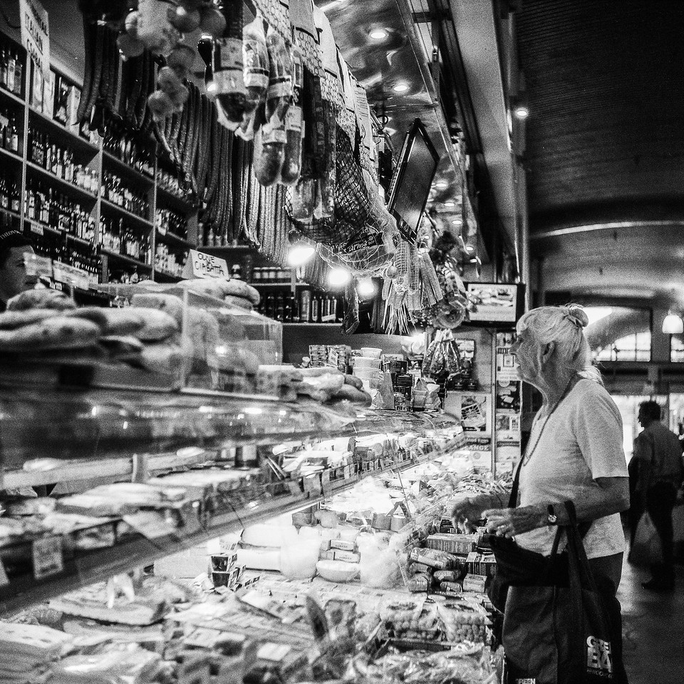 South Melbourne Market #4