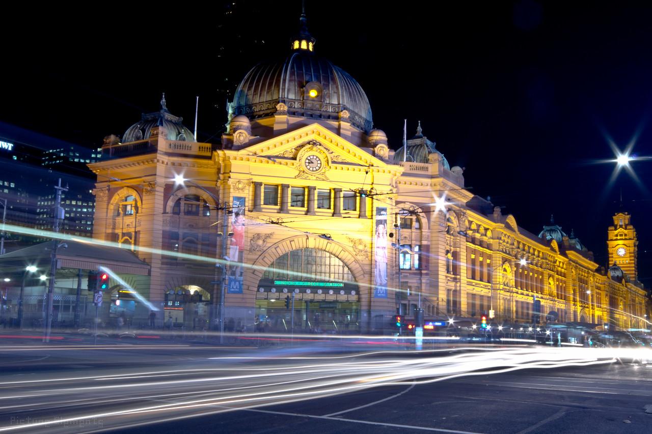 Flinders Station
