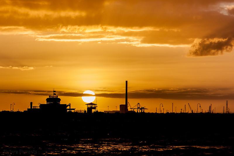St Kilda Pier Sunset #756541682