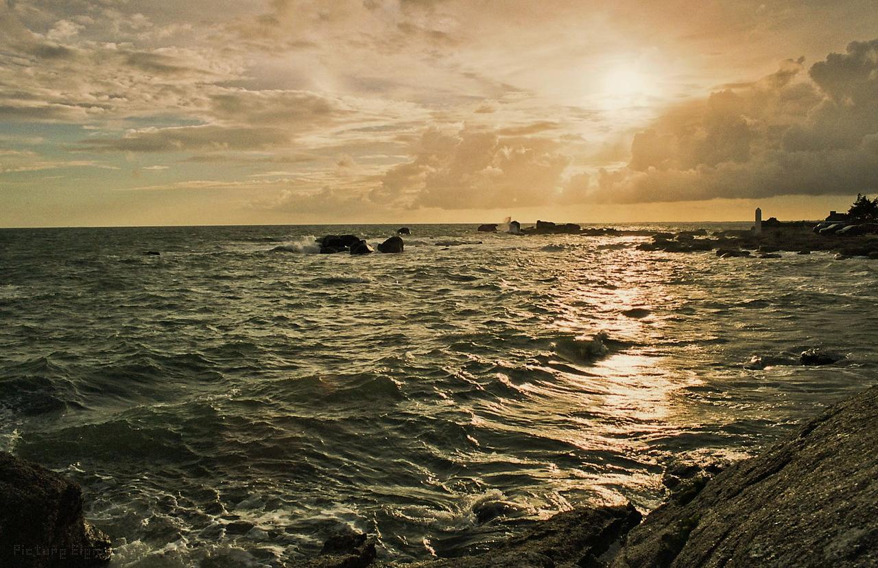 Saint Marc sunset