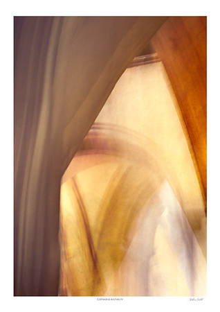 Cathedral Arches IV