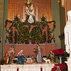 Creche in the St. Joseph's altar
