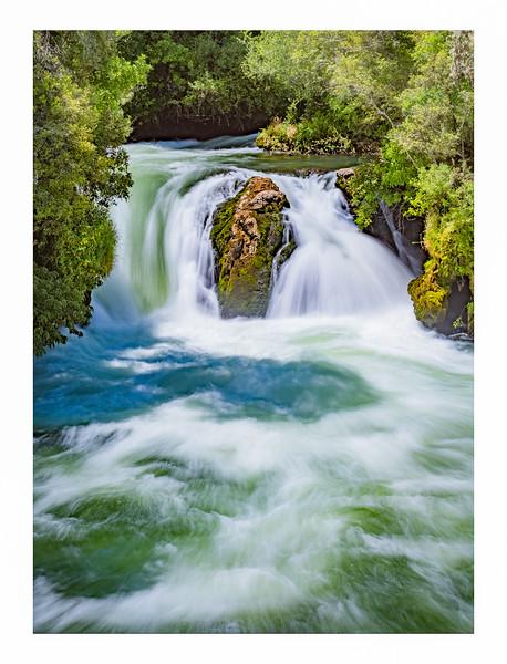 Trout Pool Falls