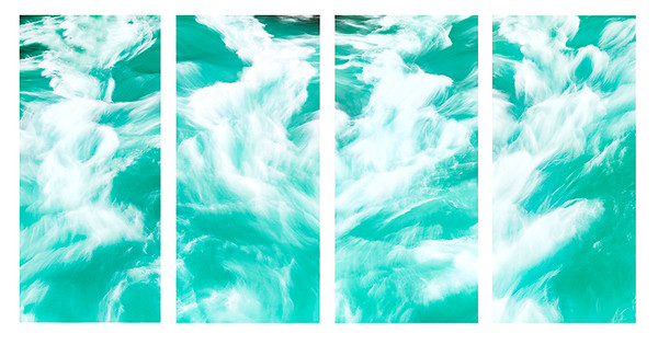 Marble Water Triptych
