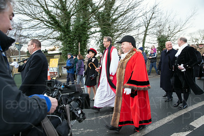 Celebrations For New Bishop Ahead of His Enthronement
