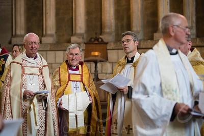 Farwell to Bishop Mark