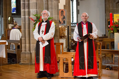 Former Archbishop Praises Generous North East