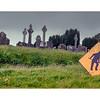Graveyard Roadsign