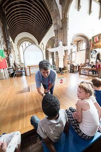 Church Holiday Clubs - a big hit with Families