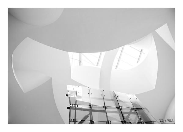 Interior of Guggenheim Museum, Bilbao