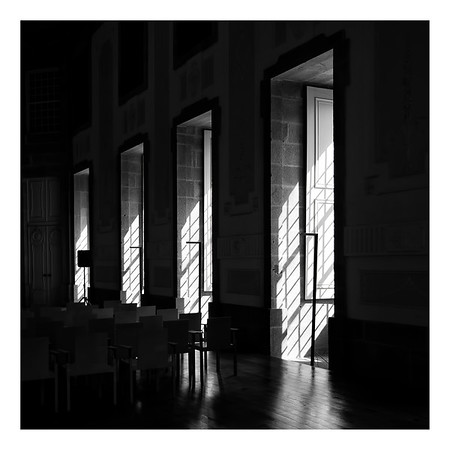 Shadows On The Wall III