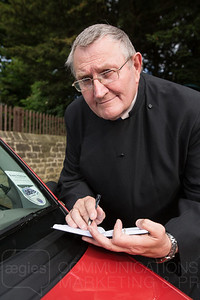 From Traffic Warden To Deacon