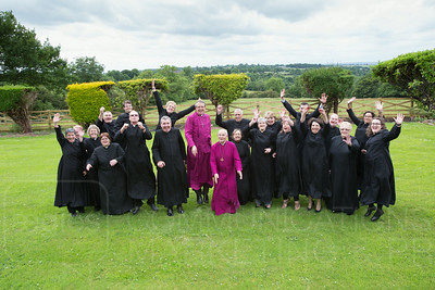 Thousands Attend Ordinations in Durham