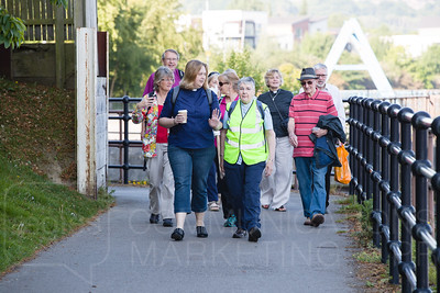 Gateshead Prayer Walk 2017 Day 1