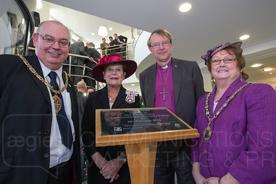 Award Winning Headquarters Opened by Lord Lieutenant