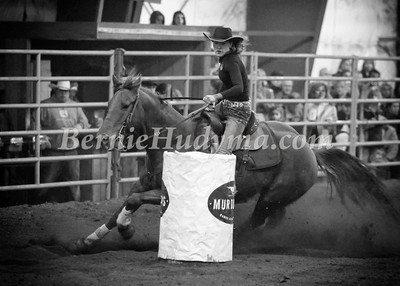 Barrel Racing @  Eureka Mont.  _M295310
