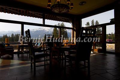 Jasper Park Lodge Tea Room  _MG_0864