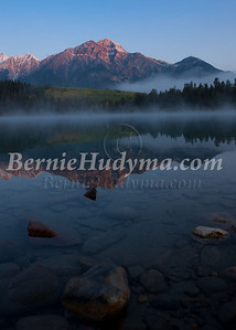 Sunrise @ Patricia Lake_ Jasper AB. _A040515-Edit