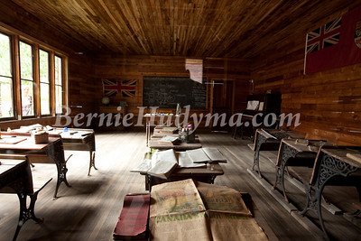 Old School House @ Three Valley Gap BC. _A031812