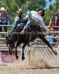 Pritchard BareBack rider Justin King / Sagle ID.  M392150