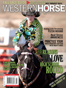 Western Horse Review July Issue