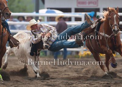 Roe Lake Steer Wrestler-- Rob Everett _M387398