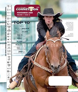 _m246329  BCBRA Finals Kamloops 2009 Kianna c Rodeo Connection Front Cover