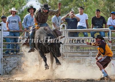 Pritchard Bull Riding _M168915