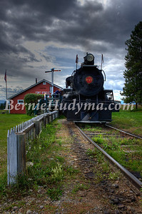HDR photo taken @ Fort Steele BC.  _A036226__px