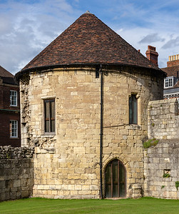 St Mary's Tower - York North Yorkshire UK 2018