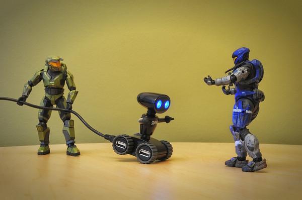 Robot Torture