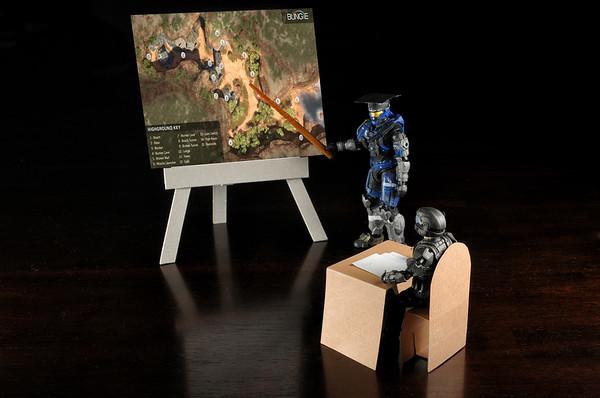 Halo Tactical Training