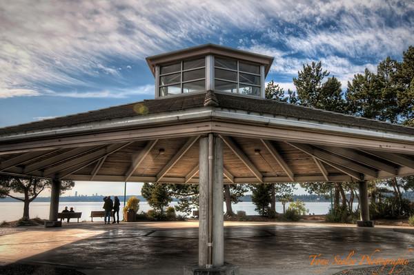 045 Waterfront Gazebo - Kirkland