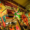 128 Pike Place Lanterns - Seattle