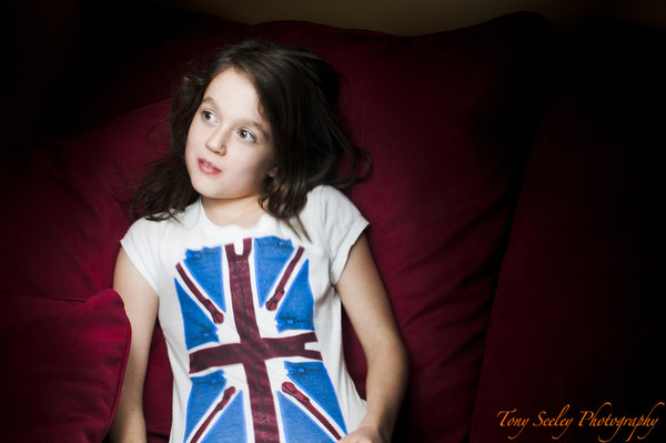 066 Union Jack T-Shirt - Home