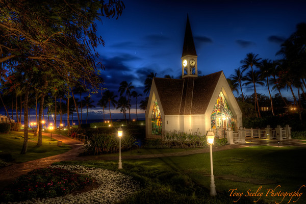 204 Grand Wailea Church - Maui