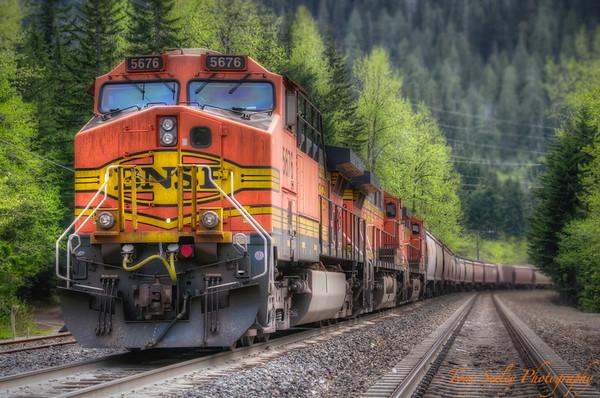 141 Train - Stevens Pass