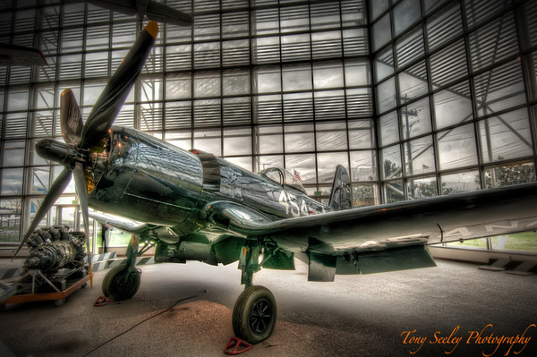 093 Goodyear F2G-1 Super Corsair - Museum of Flight