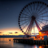 175 Ferris Wheel - Seattle